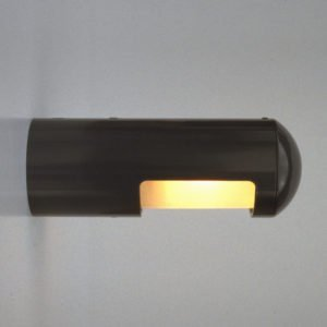 Outdoor lamp 19cm XS 180 ° light emission