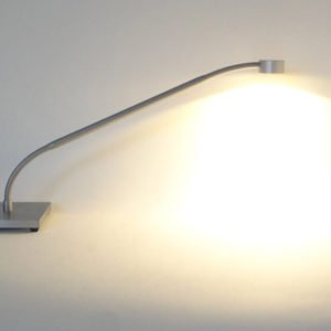Desk lamp with base and solid middle LILI DESK