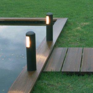 Tuinlamp 31 cm SMALL 180 graden vijver verlichting