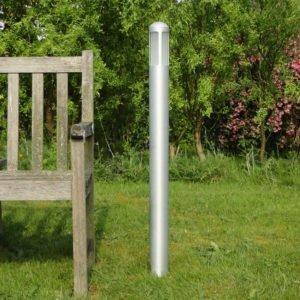 Garden lamp 94 cm LARGE 360 ° light emission. Ideal next to garden bench